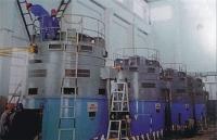 电厂循泵立式万博平台网投网站改极和漏油改造